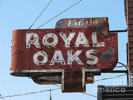 Royal Oaks by Michael Krek