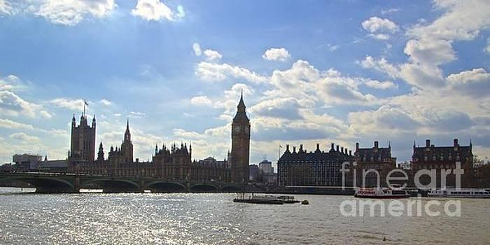 Royal Skyline by Don Kenworthy