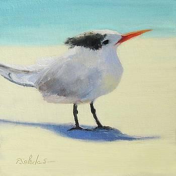 Royal Tern 2 by Sheila Psaledas