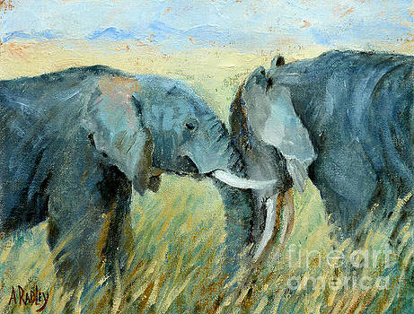 Two Together by Ann Radley