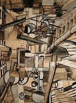 Rube's Room by Xoey HAWK