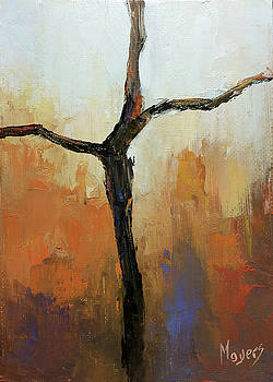 Rugged Cross by Mike Moyers