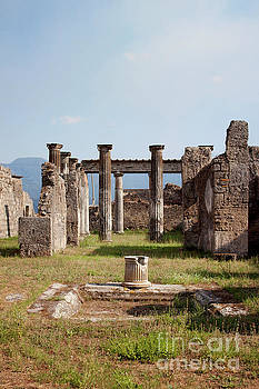 Ruins of Pompeii by Ivete Basso Photography