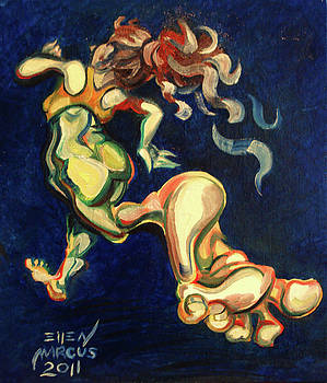 Run Away by Ellen Marcus