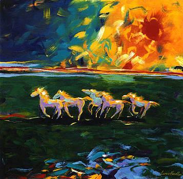 Run From The Sun by Lance Headlee