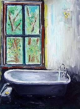Running Water by Nancy Van den Boom