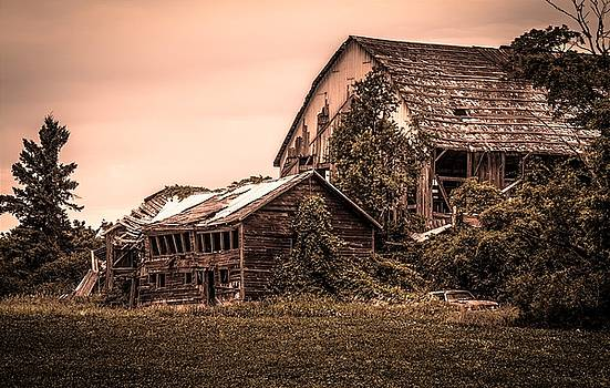 Rural Decay by Karl Anderson