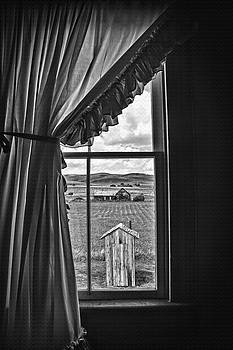 Steve Ohlsen - Rural Outhouse