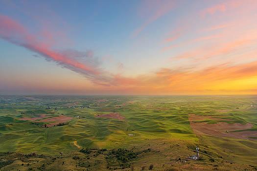 Rural Setting by Ryan Manuel