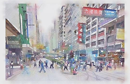 Rush Hour by Tears of Colors Gallery