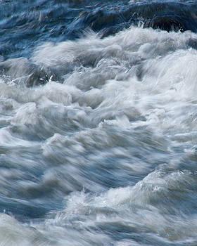 Rushing Water by Brady Lane