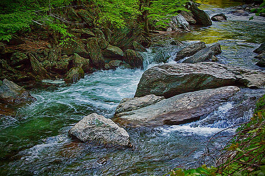 Dave Bosse - Rushing Waters