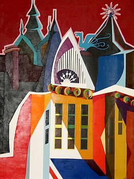 Russian Fantasy by Miriam Besa