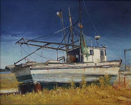 Rust in Peace by Mitch Kolbe