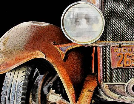 Rust Never Sleeps by Ferrel Cordle