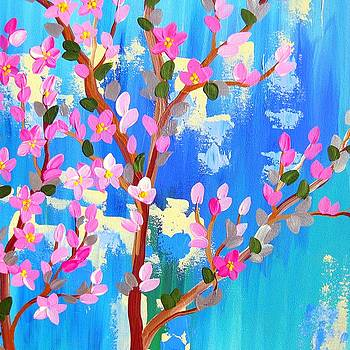 Rustic Blossom by Cathy Jacobs