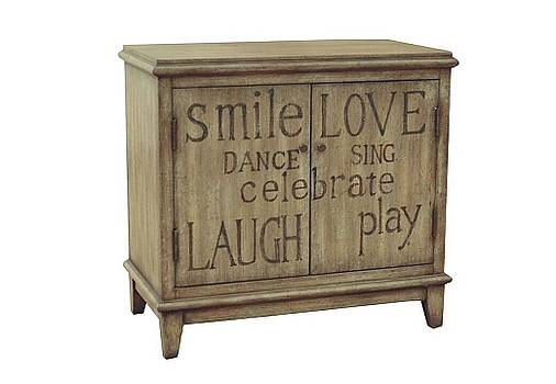Rustic Encouragement by Exclusive Furniture
