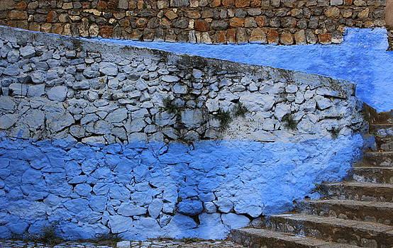 Ramona Johnston - Rustic Wall