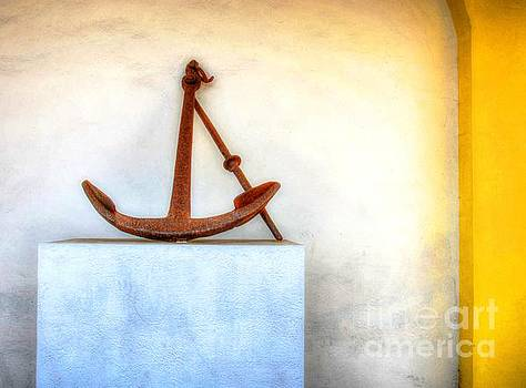 Rusty Anchor by Debbi Granruth