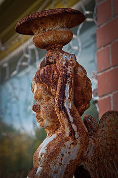 Rusty Angel by Linda Unger