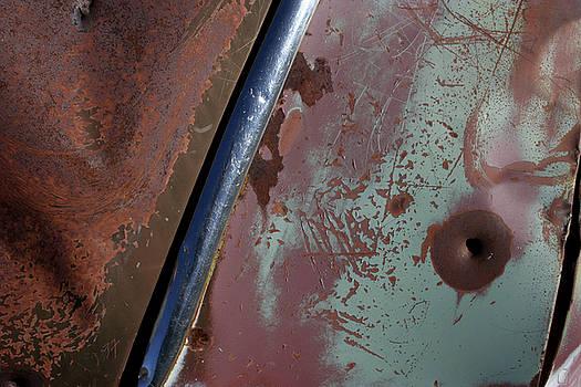 Rusty Detail by Kathy Stanczak