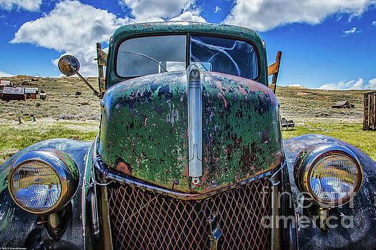 Rusty Dust by Mitch Shindelbower