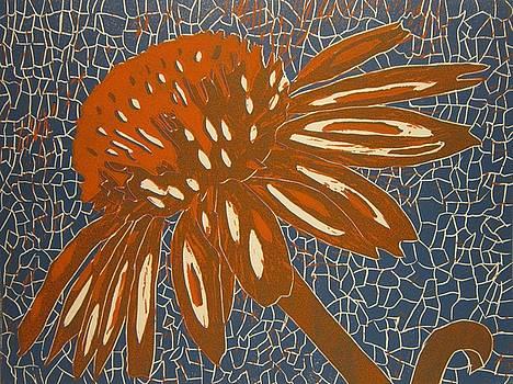 Rusty Flower by Marita McVeigh