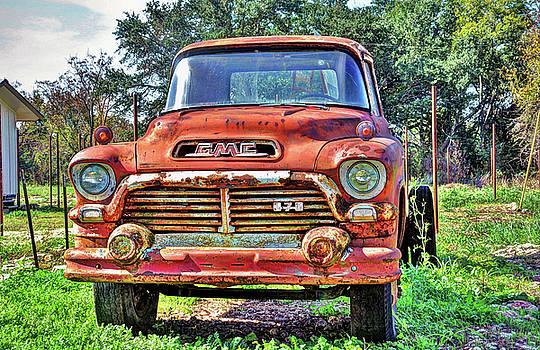 Rusty GMC by Savannah Gibbs