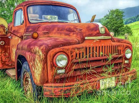 Rusty International by Marion Johnson