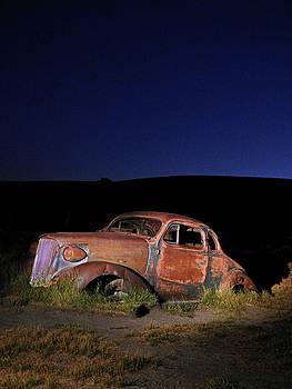 Rusty Old Car  by Marcia Socolik
