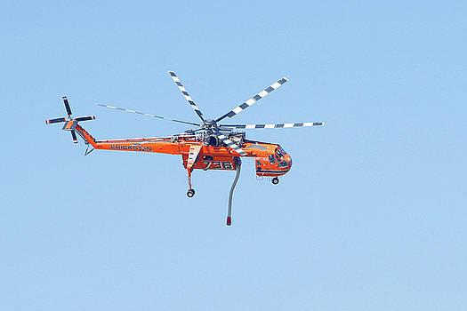 S-64E Erickson Skycrane  by Shoal Hollingsworth