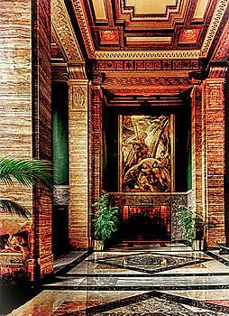 S C E  Lobby by Joseph Hollingsworth