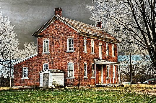 Sabre Homestead by Marty Koch