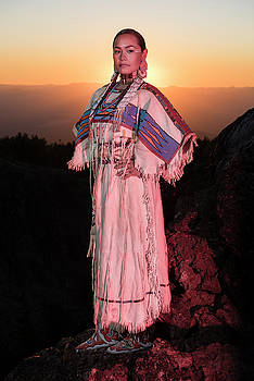 Sacagawea by Christian Heeb