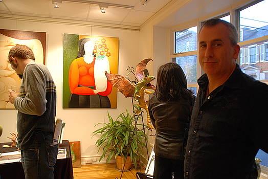 SACHA in gallery 1 by Sacha