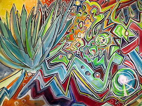 Sacred Agave by Steven Holder