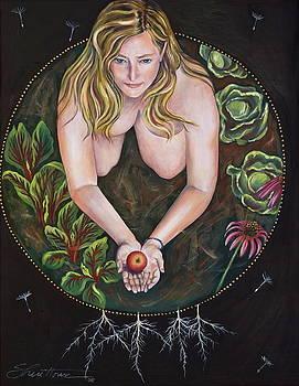 Sacred Circle 1 by Sheri Howe