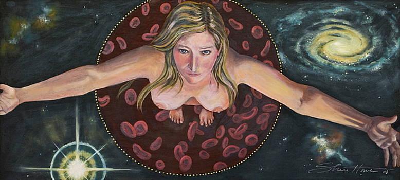 Sacred Circle II by Sheri Howe