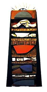 Sacred Climb by John Casper