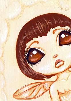 Sad Fae by Elaina  Wagner