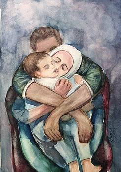 The saddest moment by Laila Awad Jamaleldin