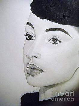 Sade by Sonya Walker