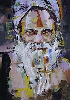 Sadhu by Richard Day