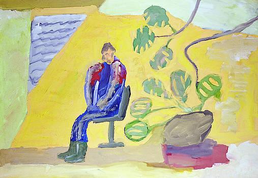 Sadness concept by Aleksandr Volkov