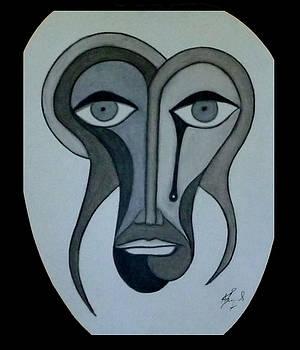 Sadness by Sarojit Mazumdar