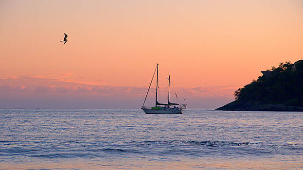 Safe Harbor by Jim Walls PhotoArtist