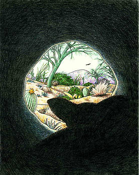 Safe In The Den by Theresa Higby