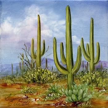 Summer Celeste - Saguaro Scene 1
