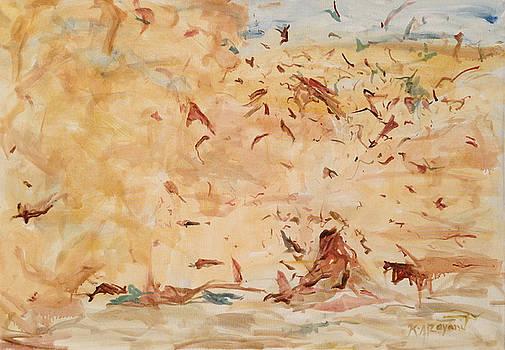 Sahara by Khalid Alzayani