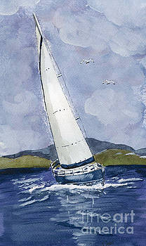 Sail away by Eva Ason